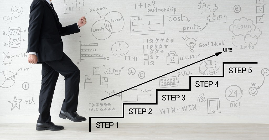 ステップアップできる機械設置工事業者の特徴